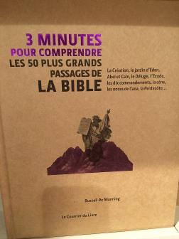 50 największych opowieści biblijnych w 3 minuty - i pomyśleć, że człowiek całe lata czyta, czyta, czyta...