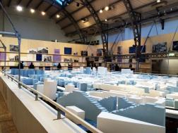 Wystawa czasowa w muzeum urbanistyki Paryża (o samym muzeum za jakiś czas).