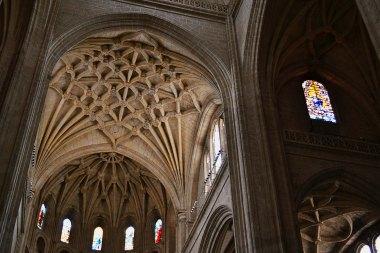 Katedra - tego samego architekta co katedra w Salamance, ale ładniejsza :)