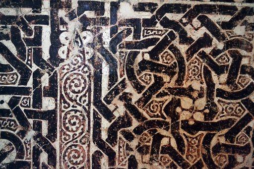 Plecionka - motyw dekoracyjny jednej z sal