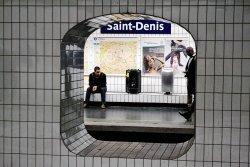 Strasbourg - Saint-Denis (4, 8, 9) *** Św. Dionizy - pierwszy biskup Paryża (III w.), męczennik, patron Francji.
