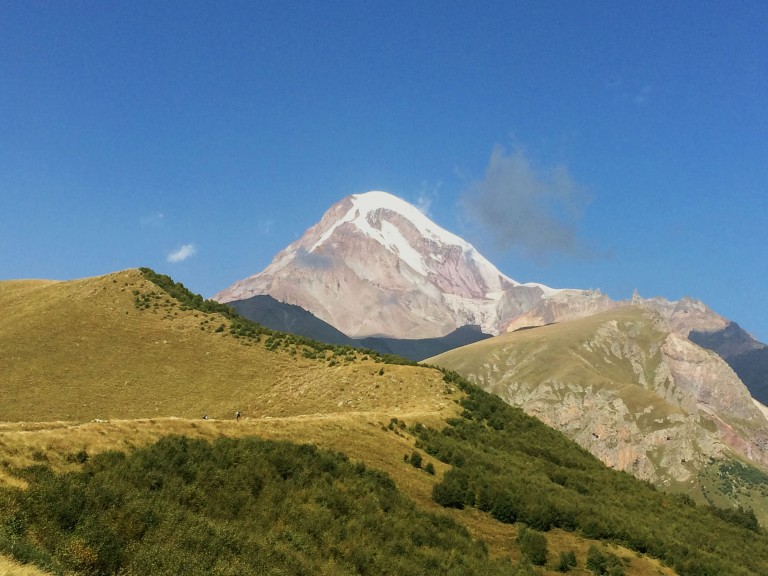 Kazbeg (5033 m. n.p.m.)