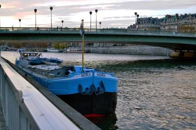 Pont de l'Alma - przebudowany w 1974 roku, jest najdłuższy (ex equo z pont Amont, który stanowi już jednak fragment obwodnicy).