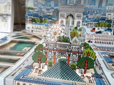 Coś dla miłośników Paryża i książek.