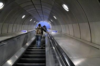 Najnowsza część metra: Jubilee Line