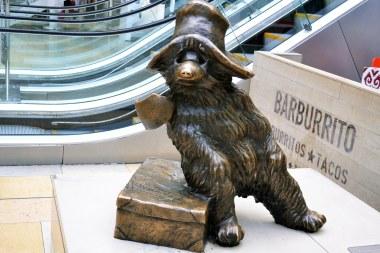 Kto się zaopiekuje tym niedźwiedziem? - Stacja Paddington