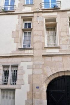 Jeden z najstarszych budynków mieszkalnych w mieście.
