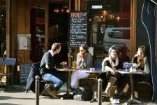 Legenda dzielnicy - Café Charbon