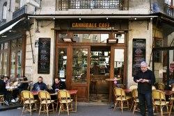 """Le Cannibale - kawiarnia (w części """"arabskiej"""")"""
