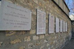 Ofiary drugiej wojny światowej.