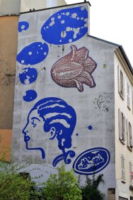 Rue Lemercier (upamiętnia wspomnianego lekarza)