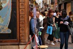 Loteria - jeśli nie widzisz na ulicy sprzedawcy losów, znaczy, że nie jesteś w Hiszpanii.
