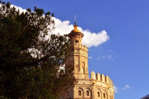 Złota wieża