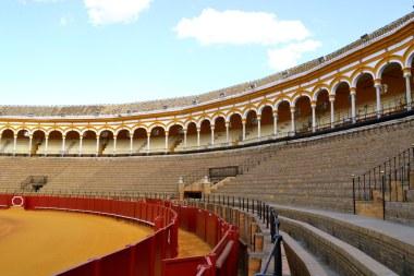Słynna Plaza de Toros