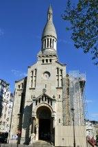 Kościół parafialny Auteuil.