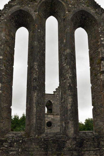 Ruiny opactwa Cong