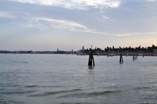 Widok na Murano - wyspę szklarska