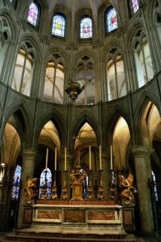 Kościół opacki w Caen