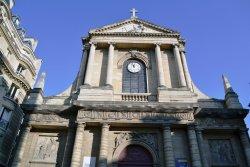 Podominikański kościół św. Tomasza z Akwinu (dominikanie zostali wyrzuceni w 1790 roku).