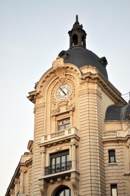 Budynek z roku 1899-1900. Laureat konkursu na fasadę roku.