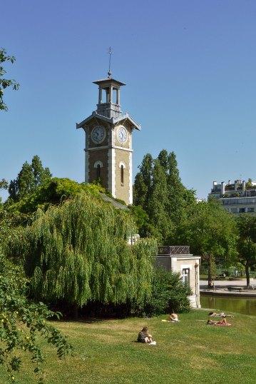 Park Georges-Brassens.