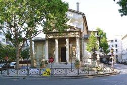 Kościół parafialny Matki Bożej w Bercy.