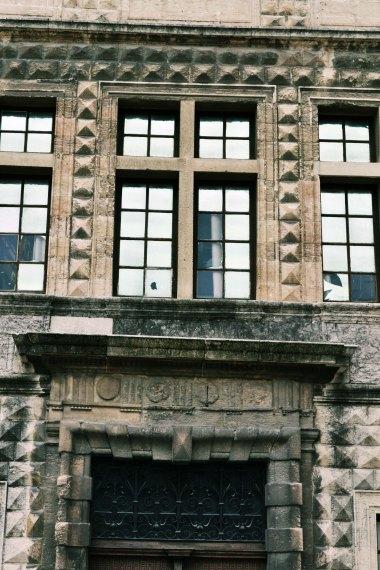Hôtel de Cabre - jeden z najstarszych budynków w mieście