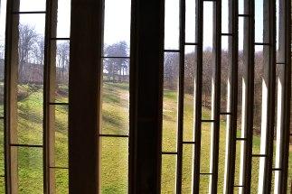 Okna projektu Xenakisa.