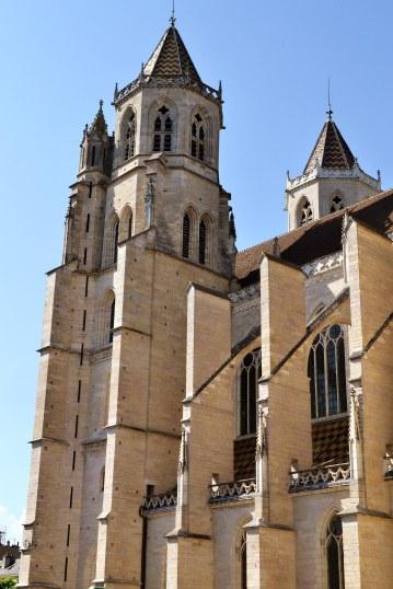 Katedra w Dijon.