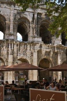 Arena w Nîmes